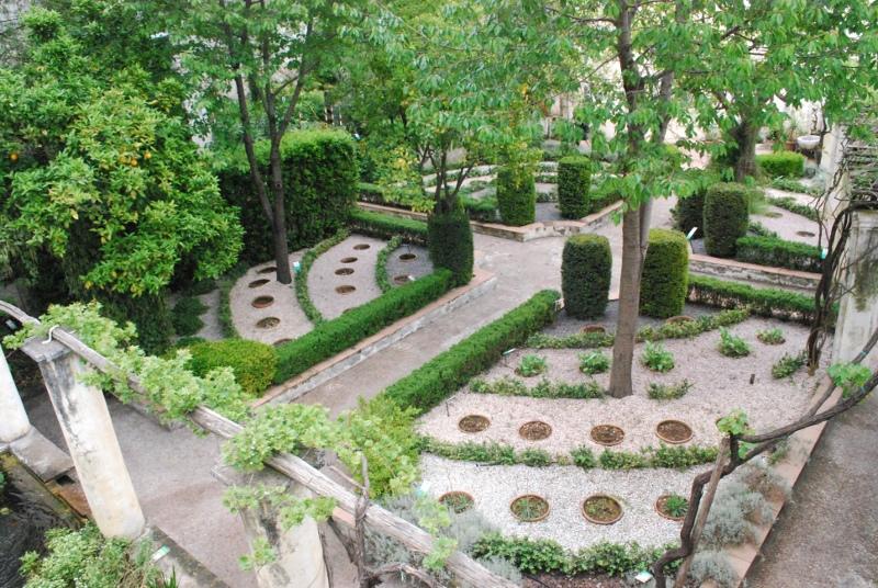 Giardino della minerva cielo mare terra la - Il giardino di ausonia ...