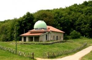 L'Osservatorio astronomico Aresta di Petina