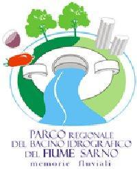 Il logo del Parco Regionale del Bacino Idrografico del Fiume Sarno