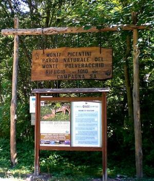 Oasi naturale del Monte Polveracchio