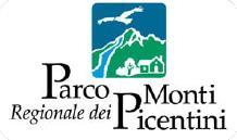 Il logo del Parco regionale dei Monti Picentini