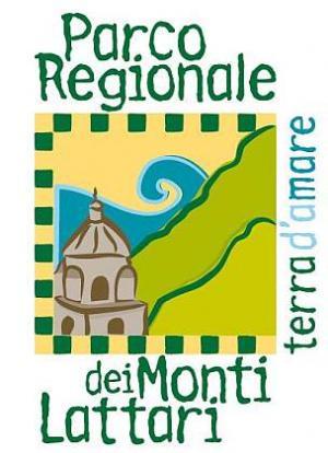 Il logo del Parco Regionale dei Monti Lattari